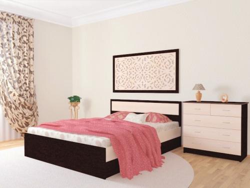 Кровать София 160 с основанием