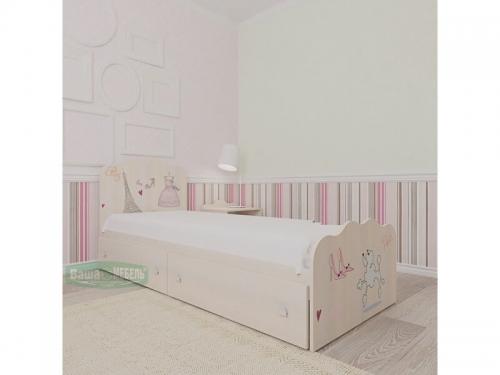 Кровать КР-18 Париж