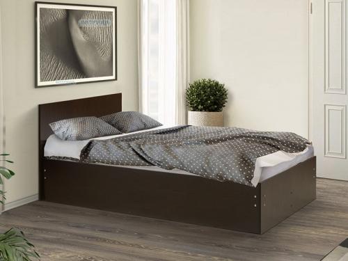 Кровать двойная на уголках No 4 Матрица