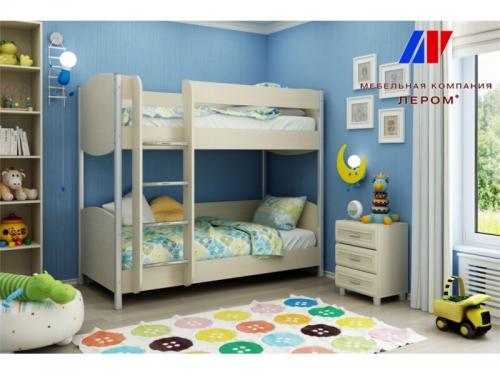 Кровать двухъярусная КР-123