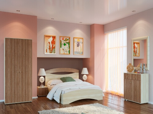 Спальня Болеро Фран