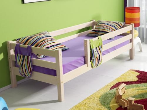 Кровать Соня с защитой по периметру No 3