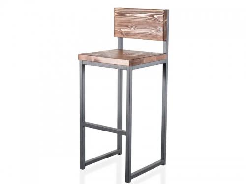 Барный стул Лофт-1 дерево