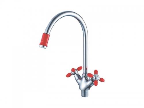 Смеситель для кухниCN46127-6 красный